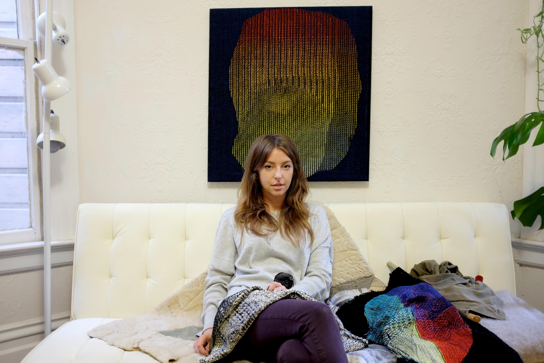 Meet Johanna Friedman in our artist showcase!