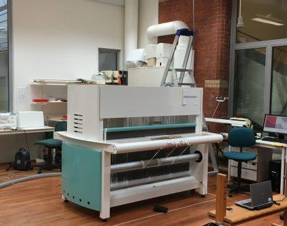 Digital Weaving Loom