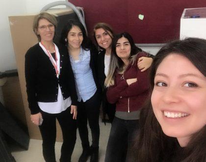 Turkey gets its first TC2 loom at Cukurova Univ.!