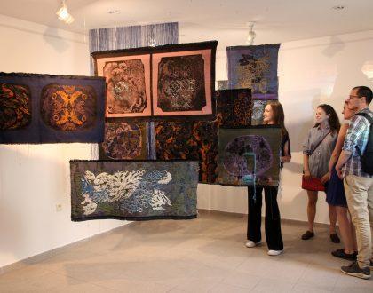 Latest works by Beata Gerbocova from Slovakia