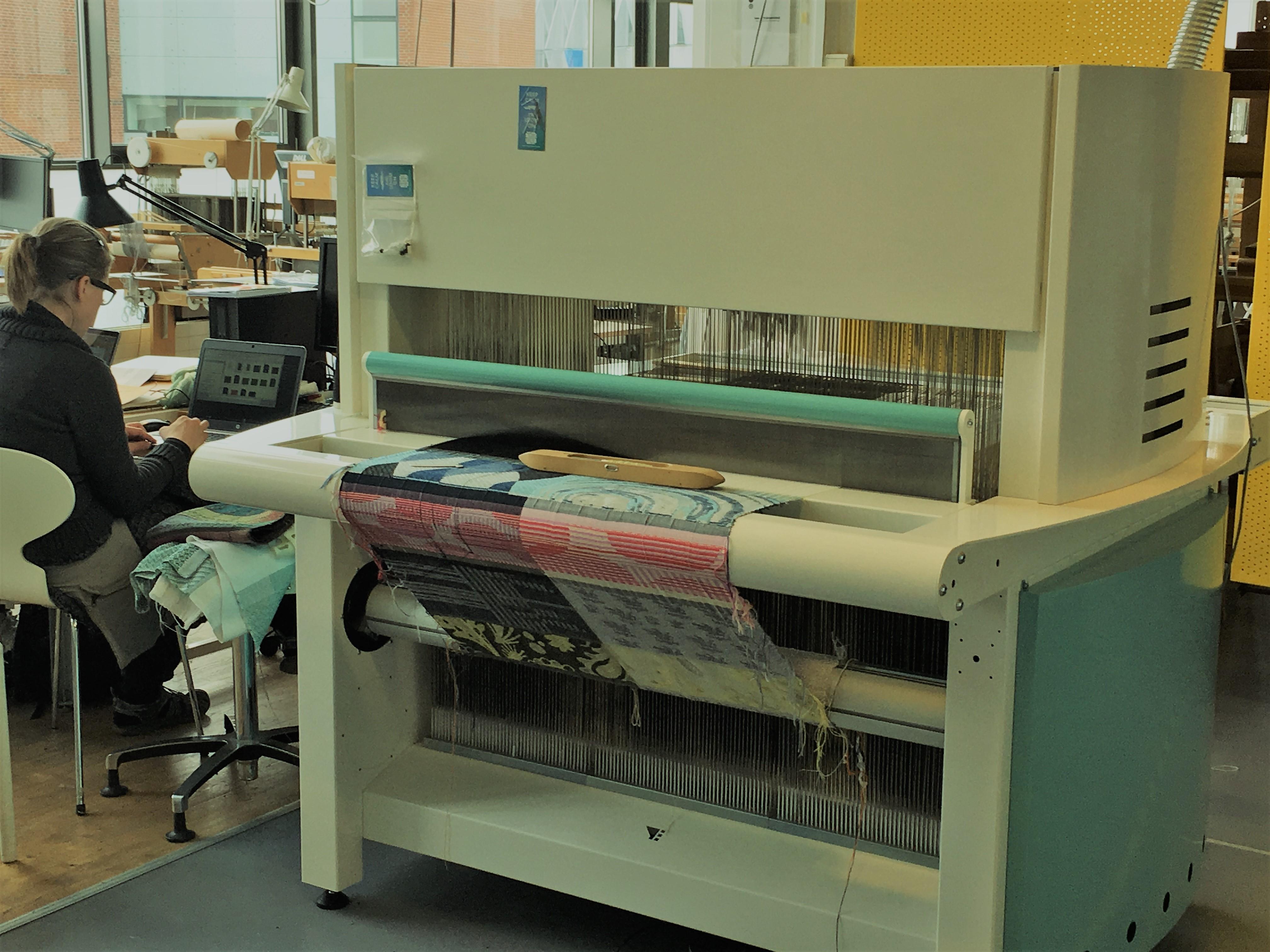 Training Workshops on the TC2 loom!