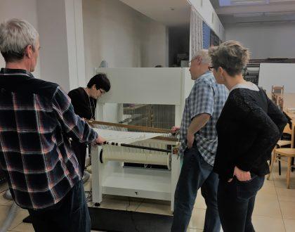 Poland gets its first TC2 loom!