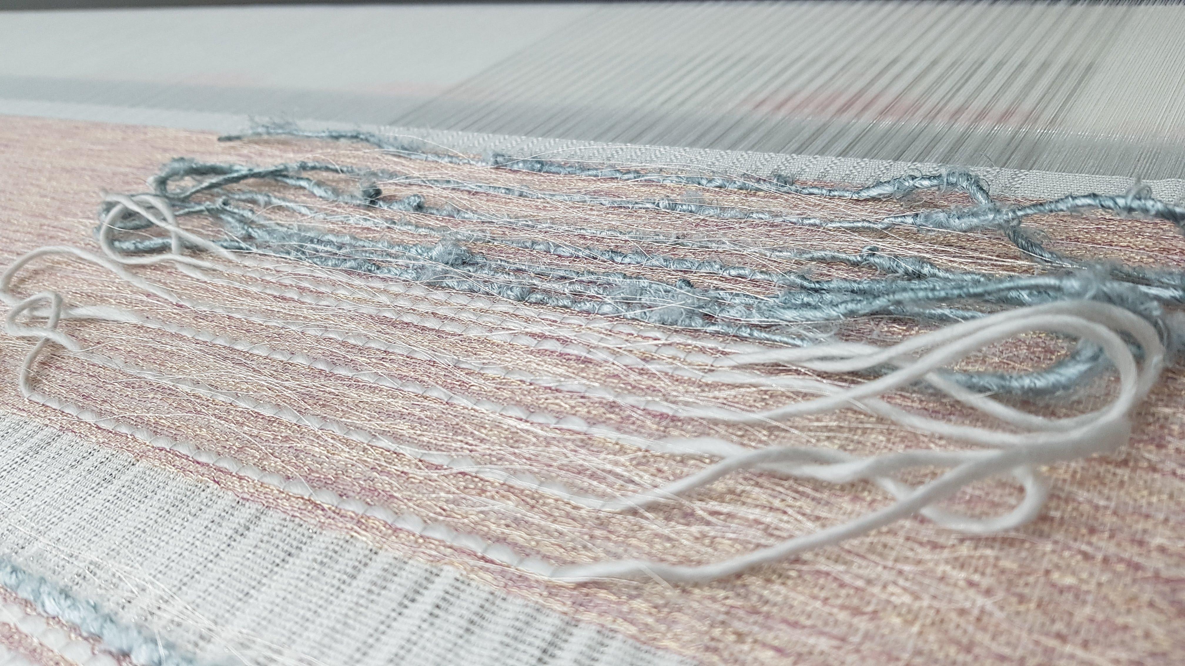 Emmi Pouta integrates electronics into textiles!
