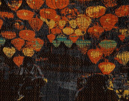 Digital Jacquard Weaving by Robin Muller