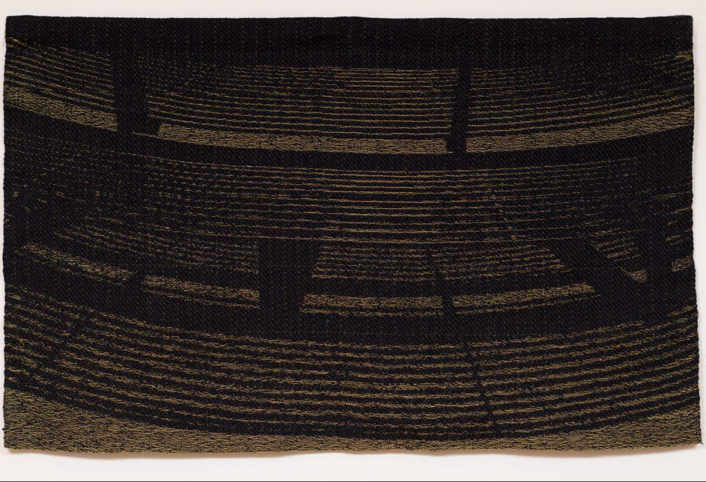 Ravenna Floor, Gold, 2020