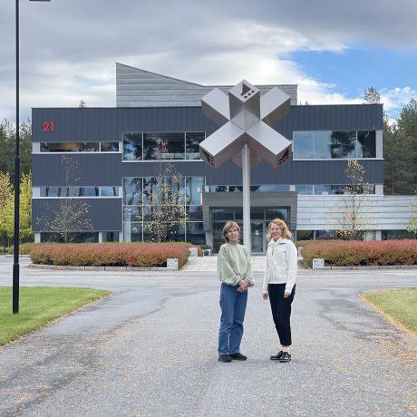 Prototyping jacquard residencies in Norway 2021